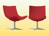 Fancy Chairs Vector Art & Graphics | freevector.com