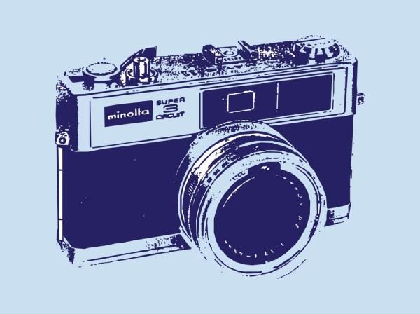 Vintage Camera Vector Art Graphics freevectorcom