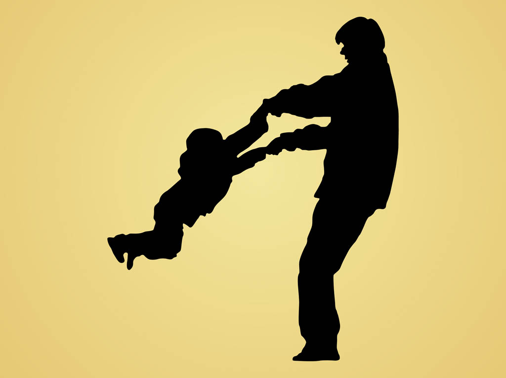 Download Father And Son Vector Art & Graphics | freevector.com