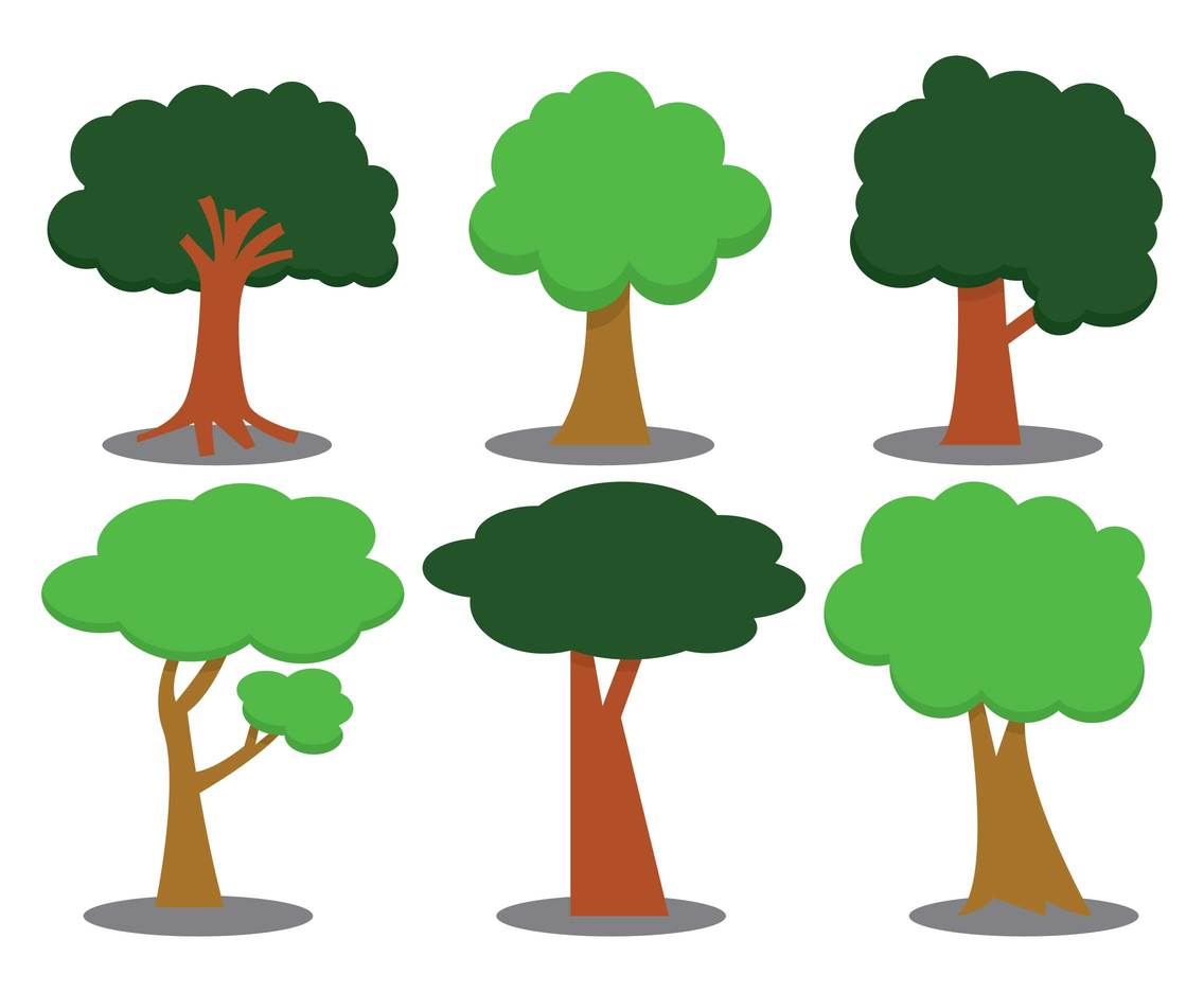 tree vector vector art