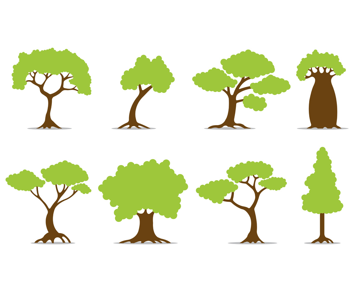 set of tree vector