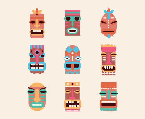 small resolution of flat totem poles