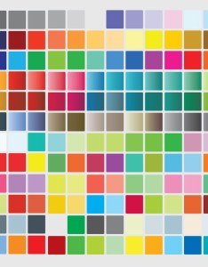 Color chart also vector art  graphics freevector rh