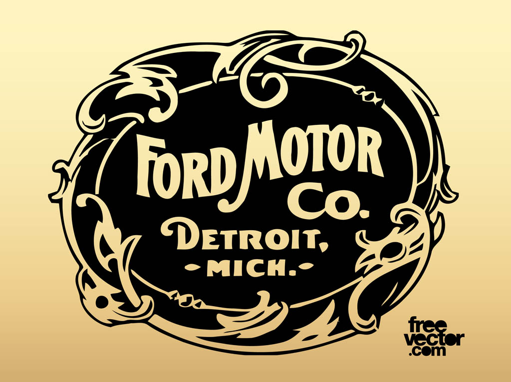 old ford motor company