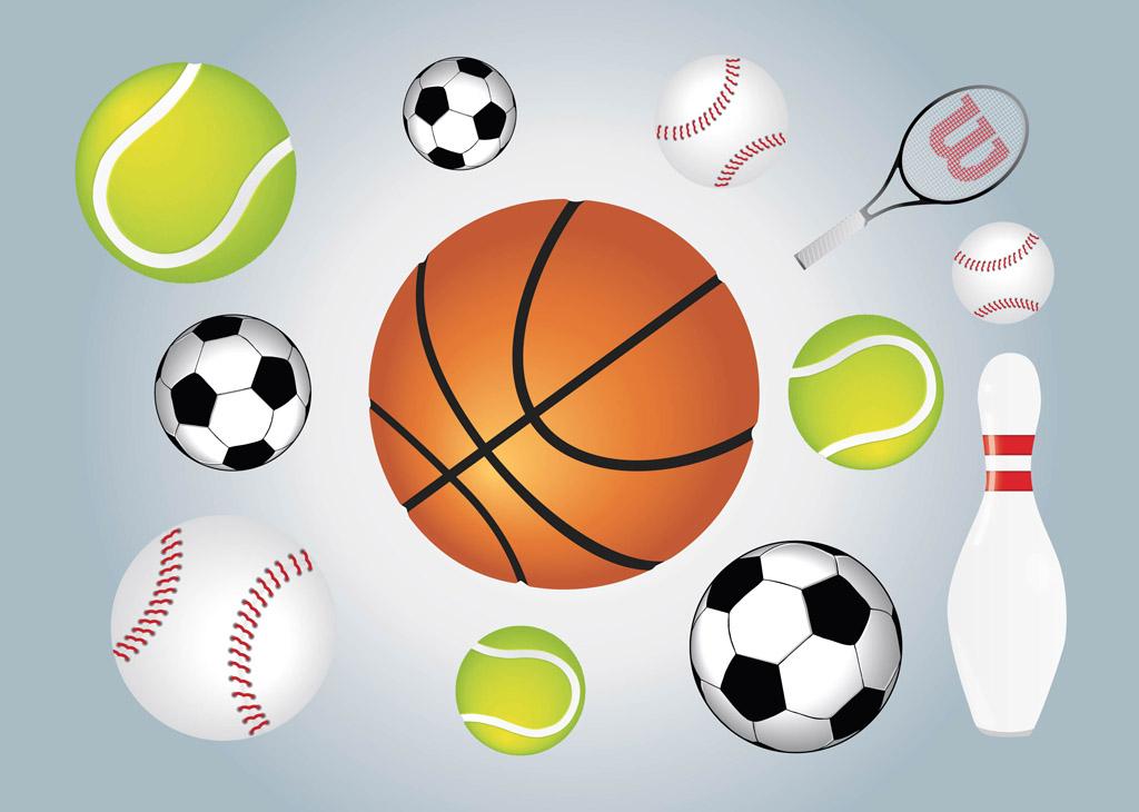 Ball Sports Vector Art & Graphics | freevector.com