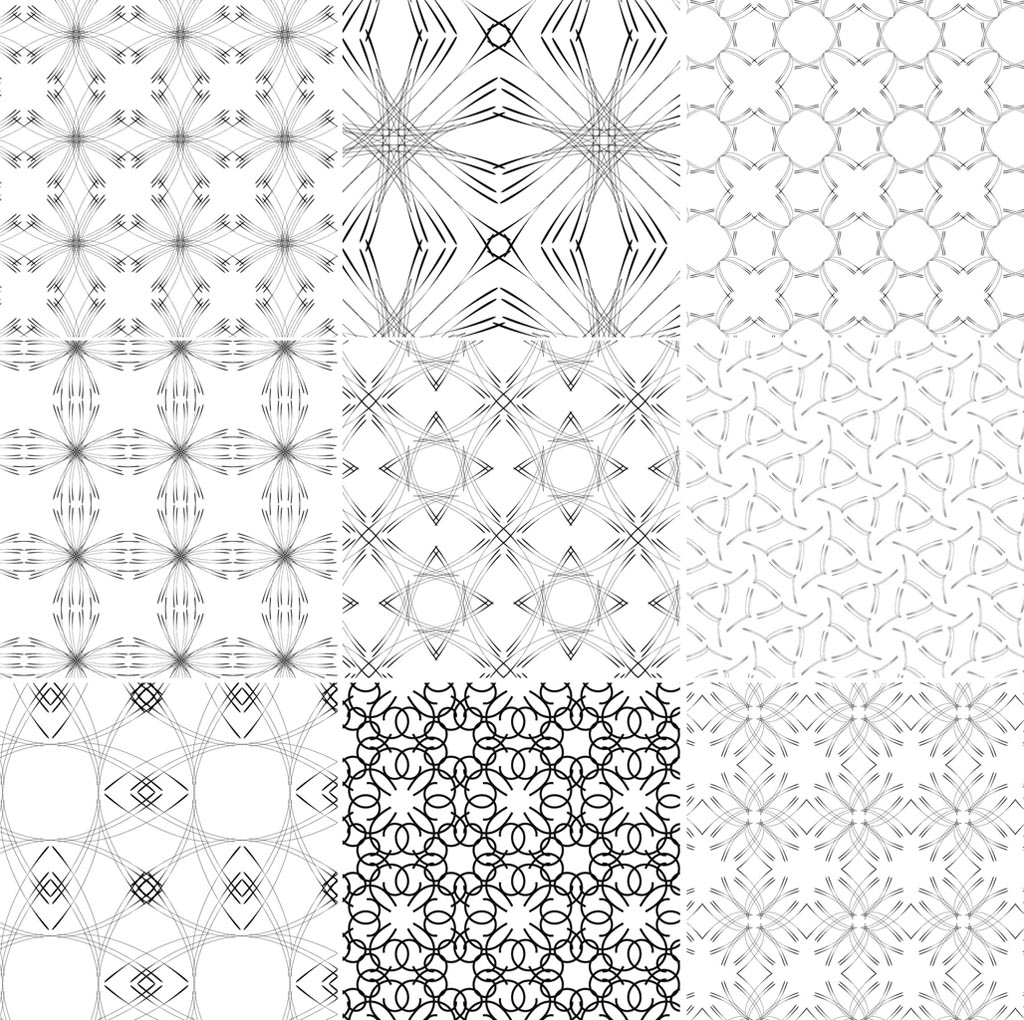 Line Patterns Vector Art Amp Graphics