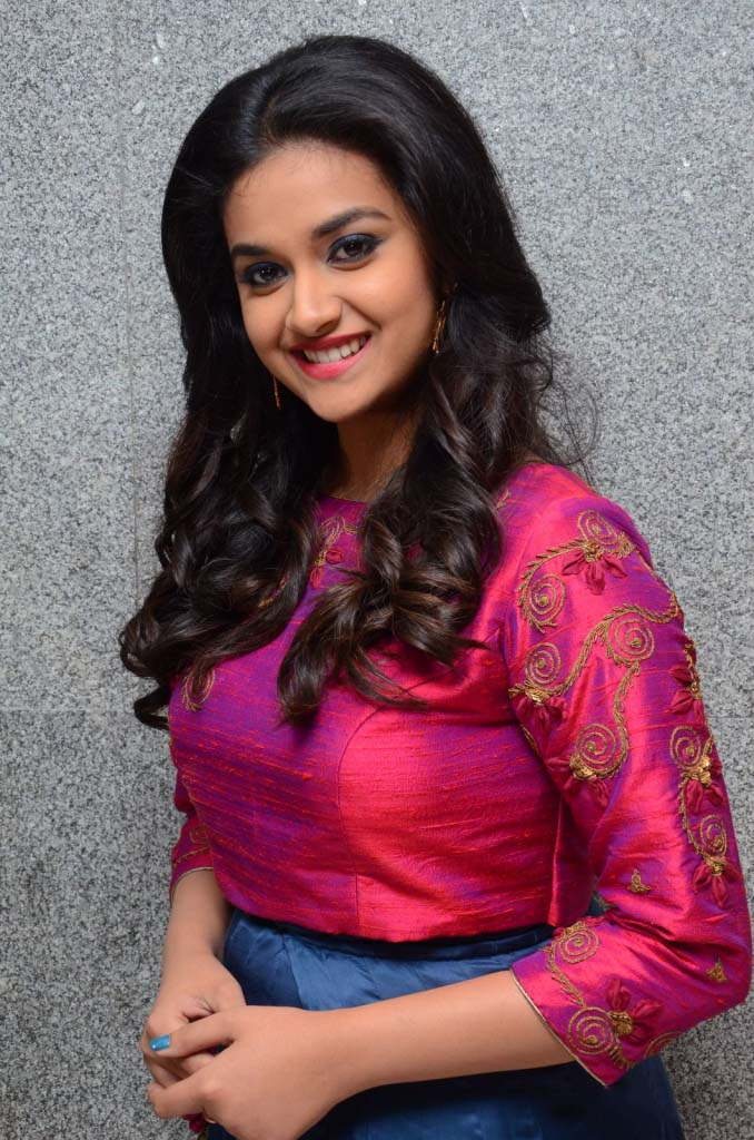 Cute Teddy Bear And Love Wallpapers Download Beautiful Keerthi Suresh Smile Pictures