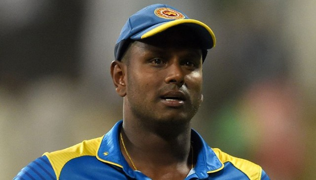 Angelo Mathews - All-rounder