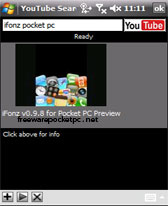 pocket pc Youtubeplay freeware