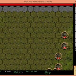 WinSPWW2 Screenshot