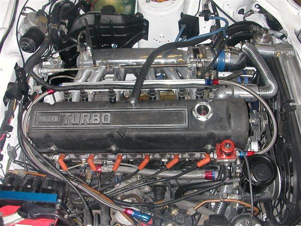 280z Wiring Diagram Warren S 82 Zxt Stroker Project S130 Series 280zx
