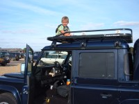 Land Rover Owner  View topic - roof racks - Brownchurch ...