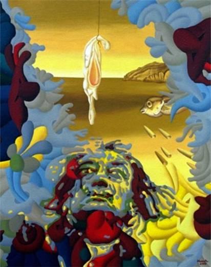 Beberapa Karya Salvador dali | Redd art