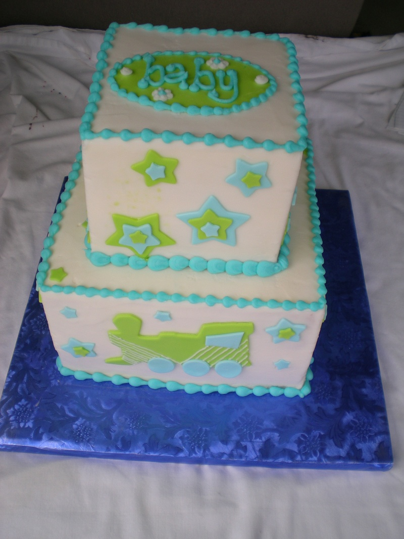 King Soopers Cupcake Cake