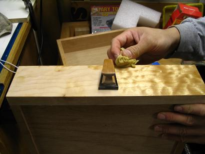 bartley paste wood filler