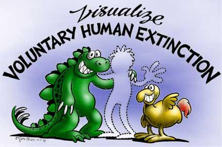 visualiza la extinción