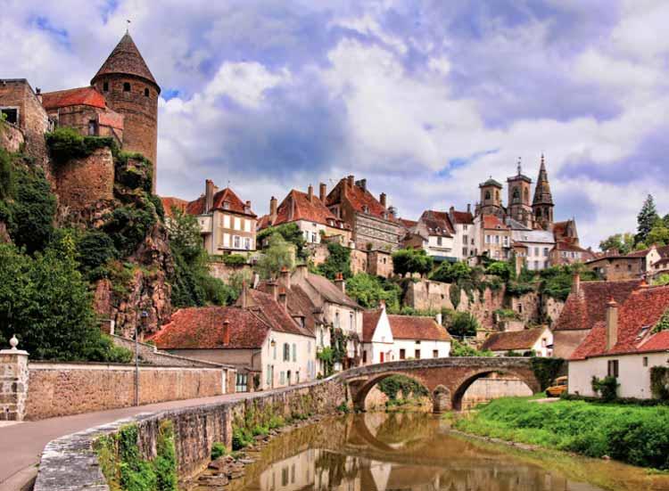 Image result for burgundy france