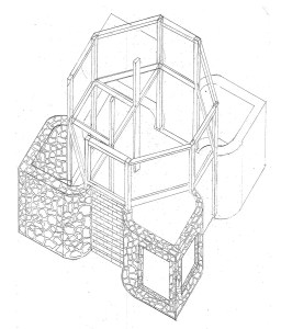 octagonal timber frame