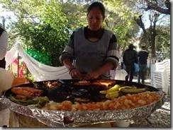 real de catorce street food