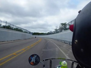 Motorcycle to South America – Border Crossings – Mexico to Belize
