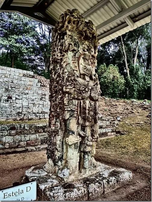 Copan Ruin Ruinas Honduras 3