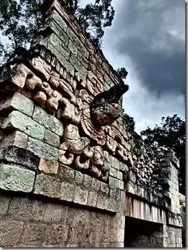 Copan Ruin Ruinas Honduras