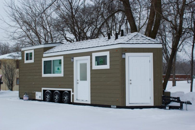 Wheelchair Accessible Tiny Houses: a Big Option for People