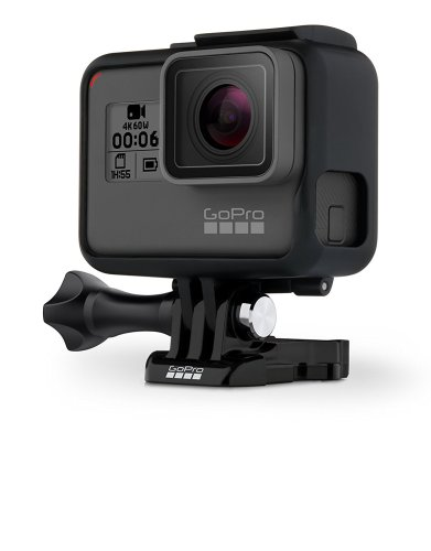 GoPro Hero 6 great for people with disabilities.