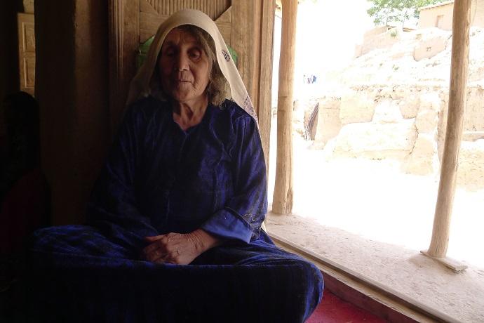 Afghan women widows Afghanistan Local Uzbek woman 3