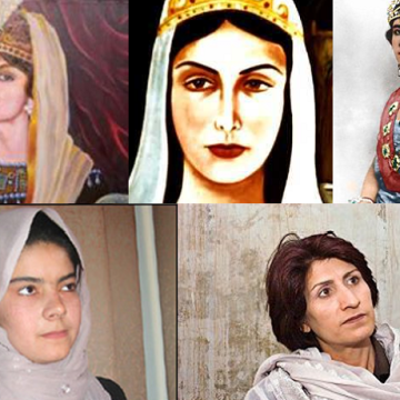 Afghan women who made history