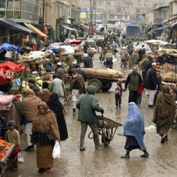 Afghanistan-Society-People