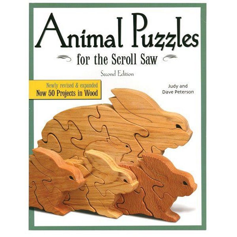 Best Wood For Scroll Saw Puzzles