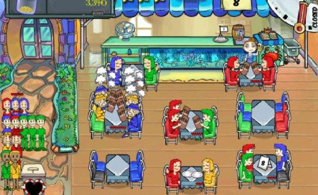 Diner Dash Free Online Games Www Freeworldgroup