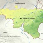 Wallonia Maps