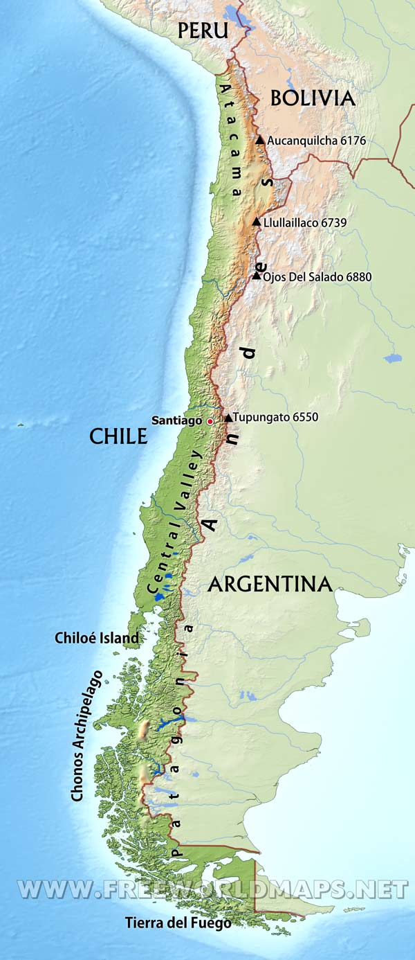 25+ Physical Landscape Chile Pictures and Ideas on Pro Landscape