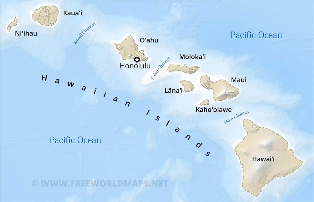 Capital City Oahu Hawaii