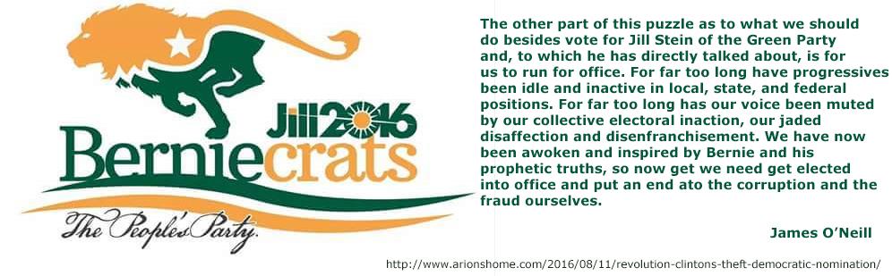 My Quote - Post Nomination Revolution