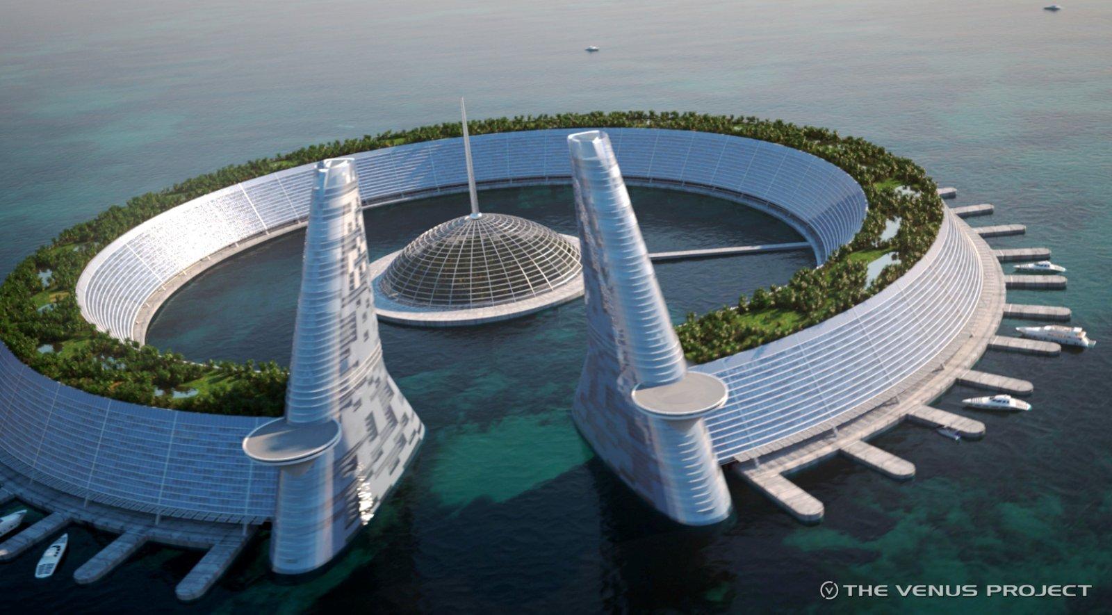 Circular Ocean Community (The Venus Project)