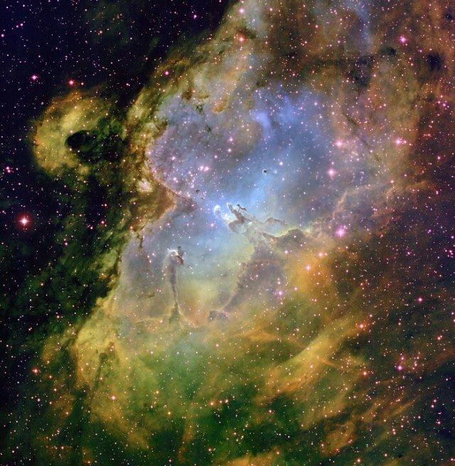 The Eagle Nebula, M16