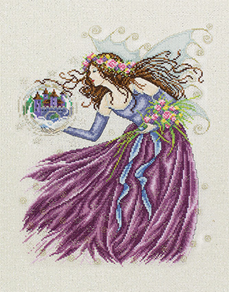 Joan Elliott's Stardust Fairy Freebie