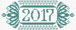 free band sampler cross stitch pattern from Kincavel Krosses