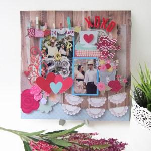 Valentine Page
