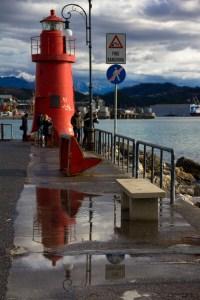 Faro del molo di La Spezia