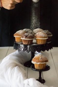 muffin con gocciole