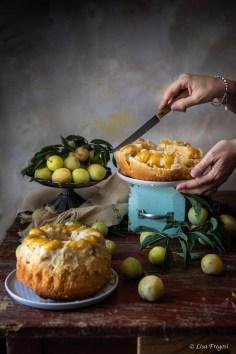 foto food: torta morbida