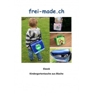 Kindergartentasche Ebook