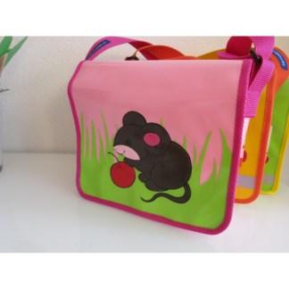 Kindergartentasche Mäuschen