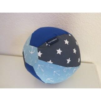 Ballonhülle sternli blau