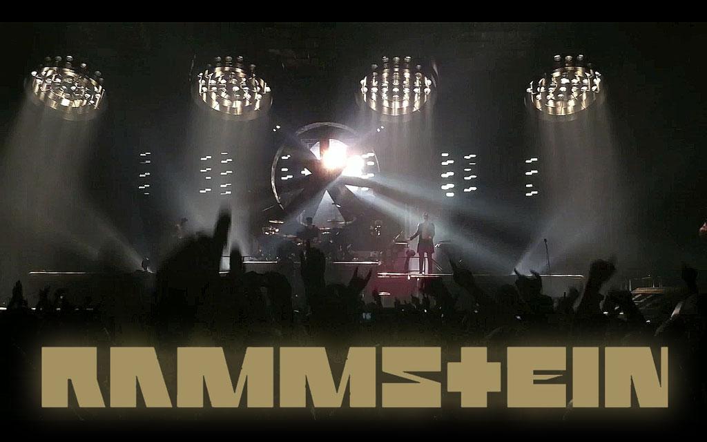 Rammstein - Frankfurt am Main (Festhalle) - 09.12.2011