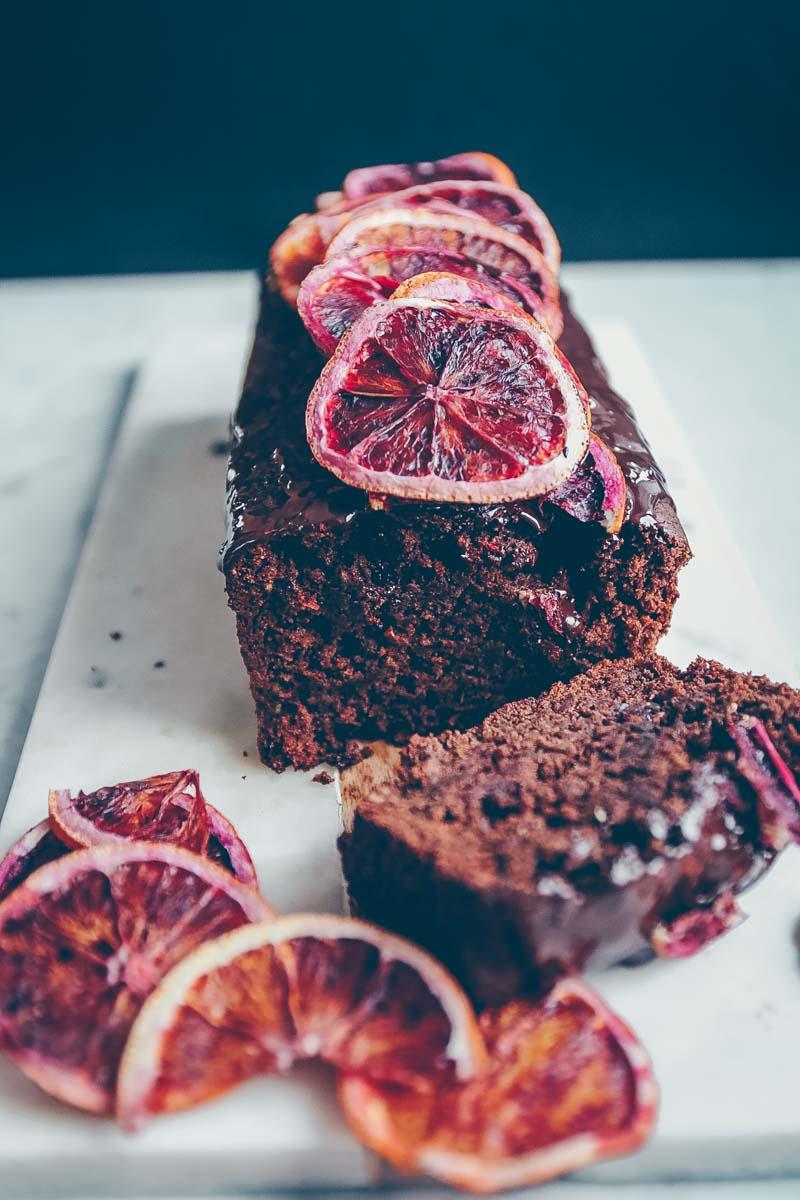 Zucchini chocolate Cake